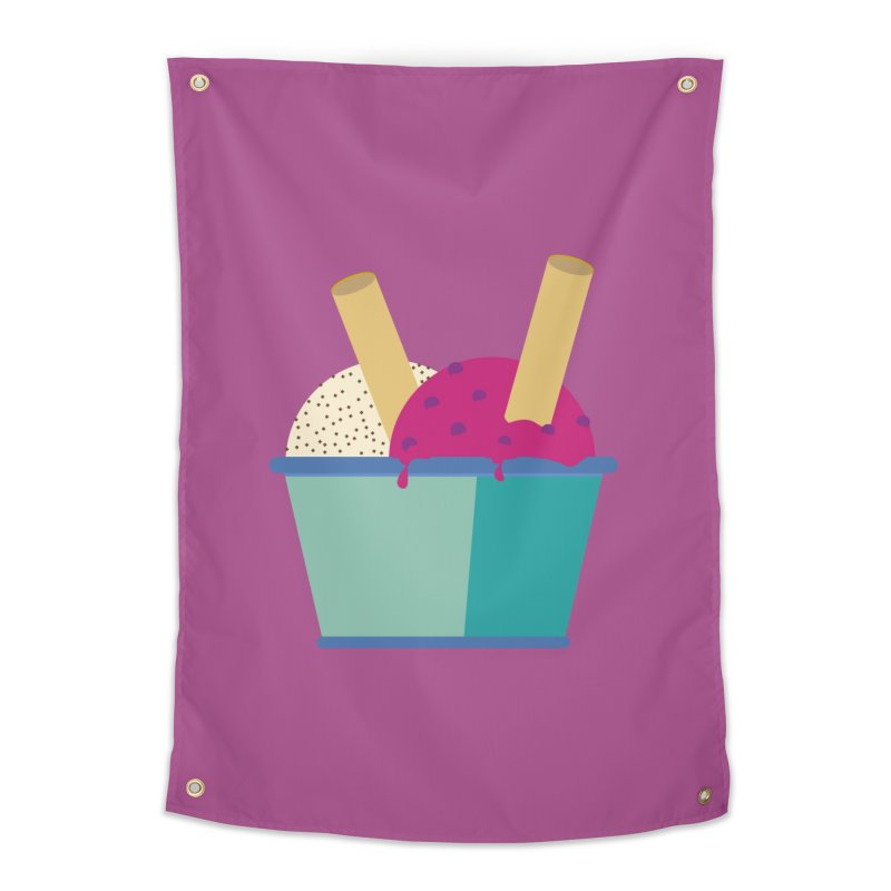 Ice cream Sweet 11 Home Tapestry by virbia's Artist Shop