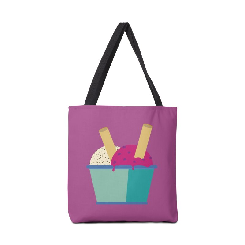 Ice cream Sweet 11 Accessories Bag by virbia's Artist Shop