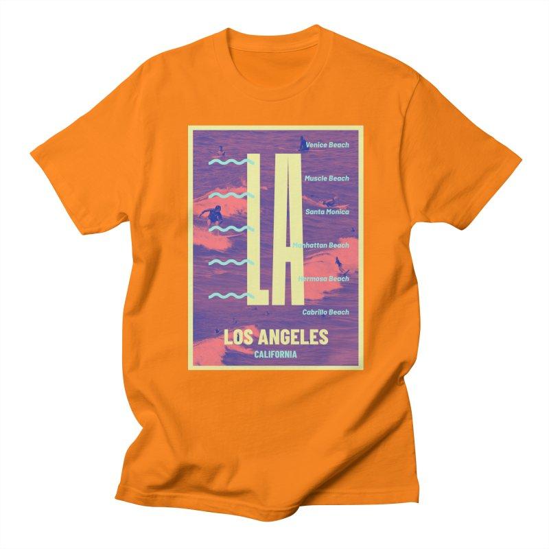 Los Angeles California Women's Unisex T-Shirt by virbia's Artist Shop