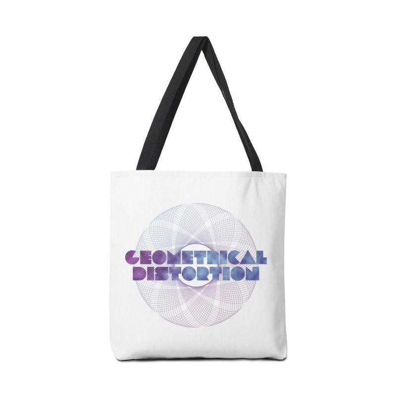 Geometrical distortion Accessories Bag by virbia's Artist Shop