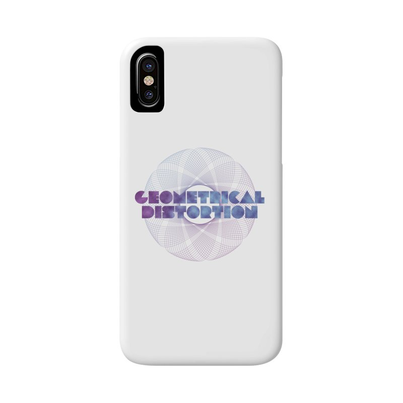 Geometrical distortion Accessories Phone Case by virbia's Artist Shop