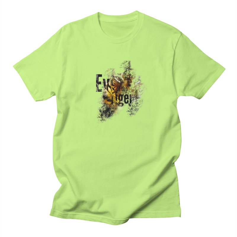 Eye of the tiger Women's Unisex T-Shirt by virbia's Artist Shop