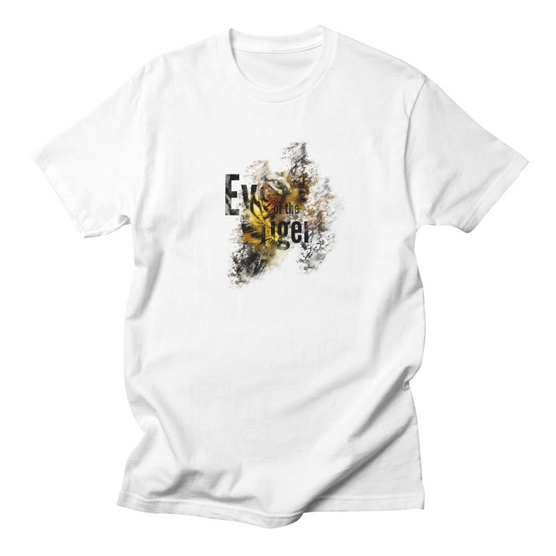 Eye of the tiger Men's T-Shirt by virbia's Artist Shop