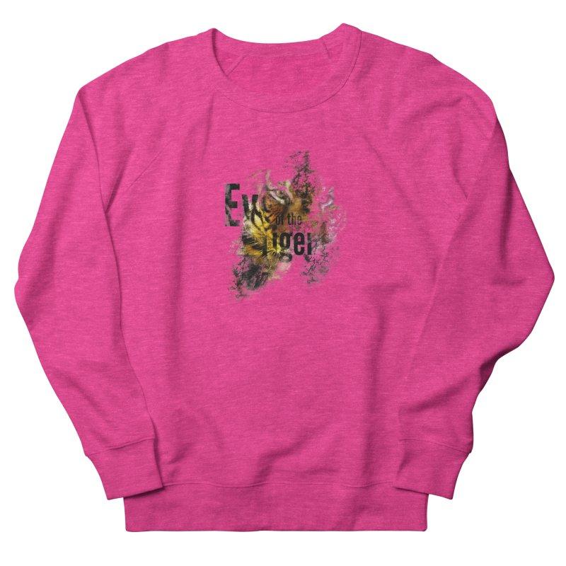 Eye of the tiger Women's Sweatshirt by virbia's Artist Shop