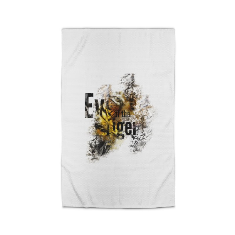 Eye of the tiger Home Rug by virbia's Artist Shop