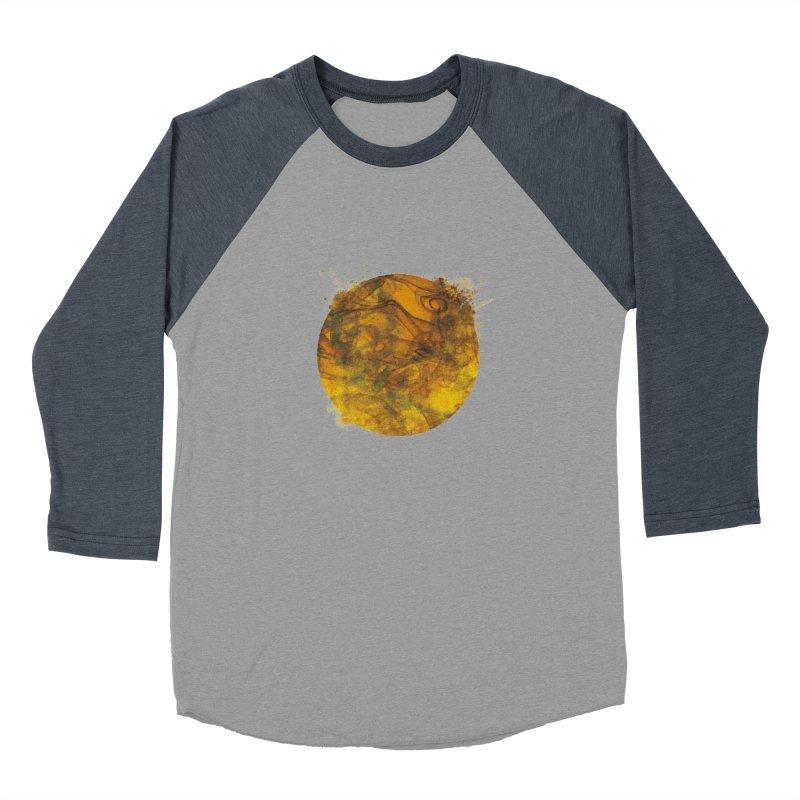 solar storm Women's Baseball Triblend Longsleeve T-Shirt by virbia's Artist Shop