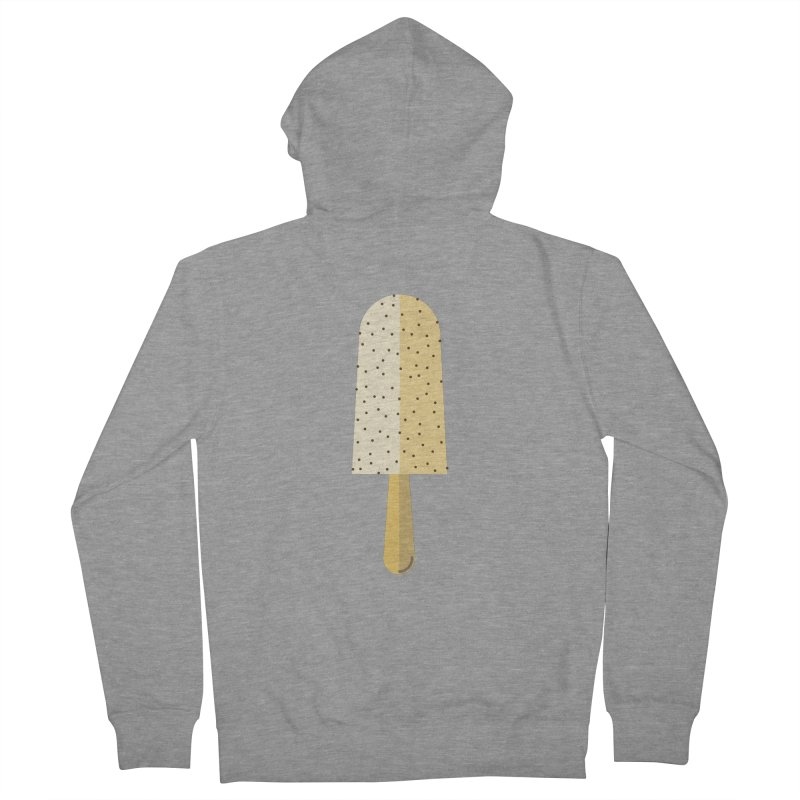 Sweet ice cream 3 Men's French Terry Zip-Up Hoody by virbia's Artist Shop
