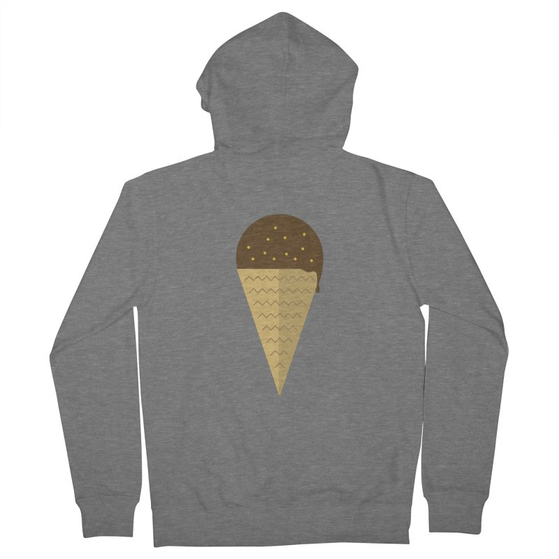 Sweet ice cream 7 Men's Zip-Up Hoody by virbia's Artist Shop