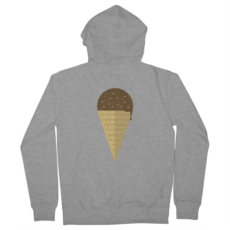 Sweet ice cream 7 Men's French Terry Zip-Up Hoody by virbia's Artist Shop