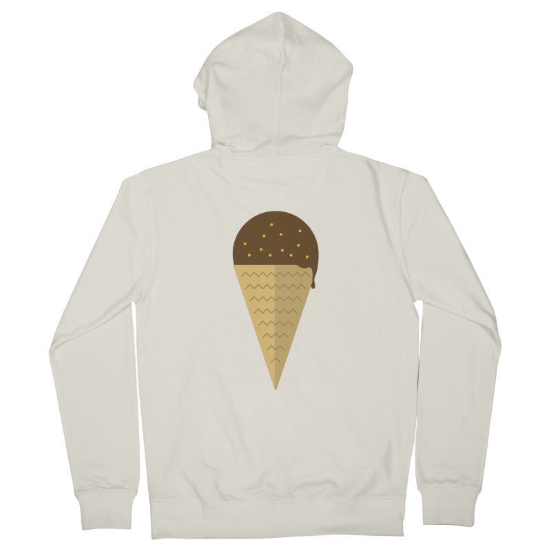 Sweet ice cream 7 Men's Zip-Up Hoody by virbia's Artist Shop