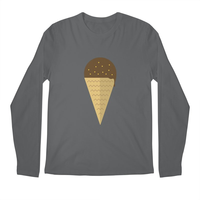 Sweet ice cream 7 Men's Regular Longsleeve T-Shirt by virbia's Artist Shop