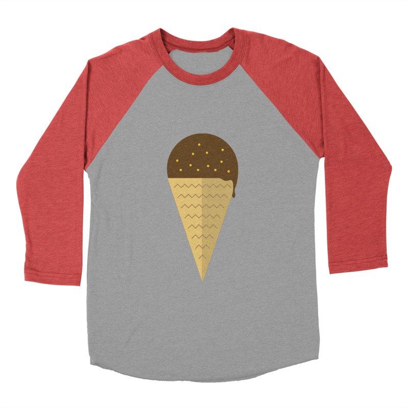 Sweet ice cream 7 Women's Baseball Triblend Longsleeve T-Shirt by virbia's Artist Shop