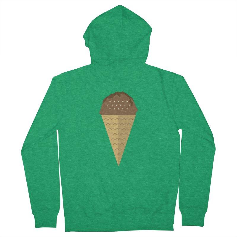 Sweet ice cream 8 Men's Zip-Up Hoody by virbia's Artist Shop