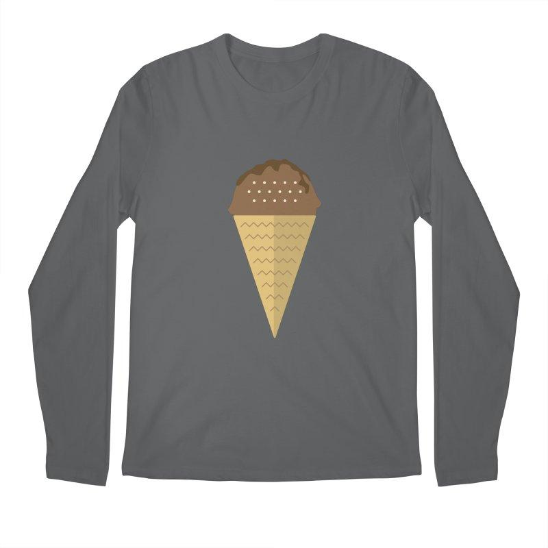 Sweet ice cream 8 Men's Longsleeve T-Shirt by virbia's Artist Shop