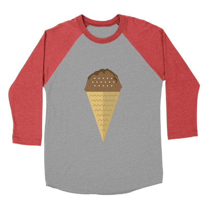 Sweet ice cream 8 Women's Baseball Triblend Longsleeve T-Shirt by virbia's Artist Shop