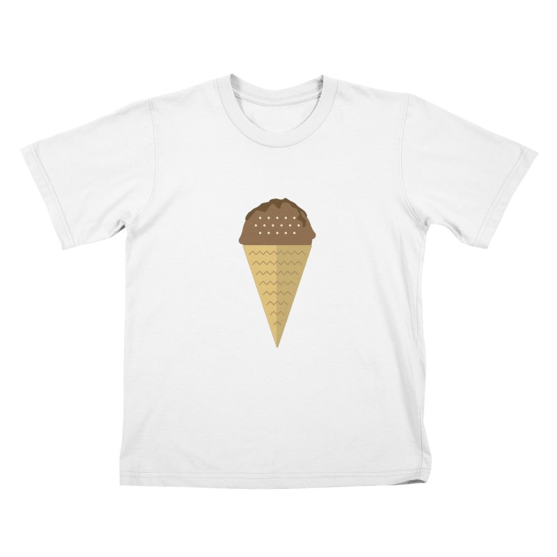 Sweet ice cream 8 Kids T-Shirt by virbia's Artist Shop