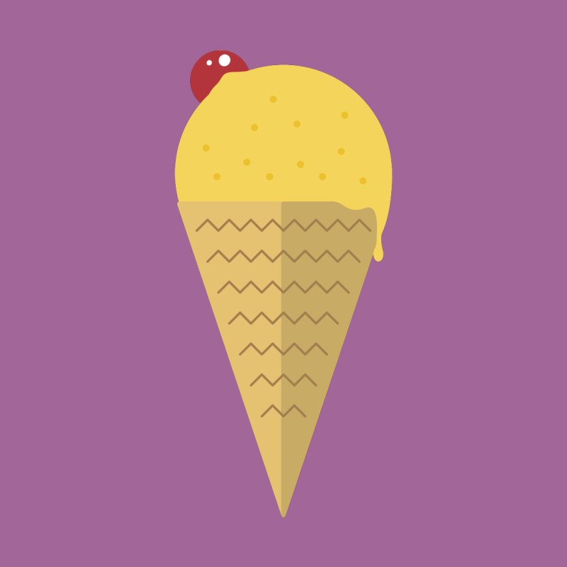 Sweet ice cream 9 by virbia's Artist Shop