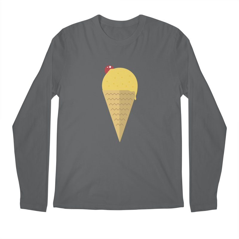 Sweet ice cream 9 Men's Longsleeve T-Shirt by virbia's Artist Shop