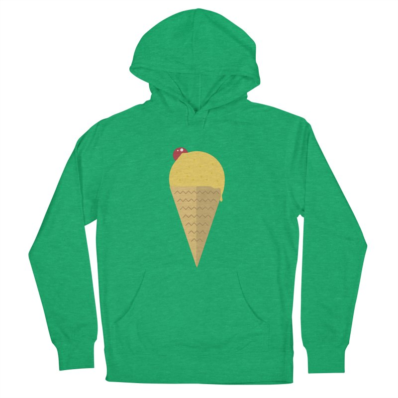 Sweet ice cream 9 Men's French Terry Pullover Hoody by virbia's Artist Shop