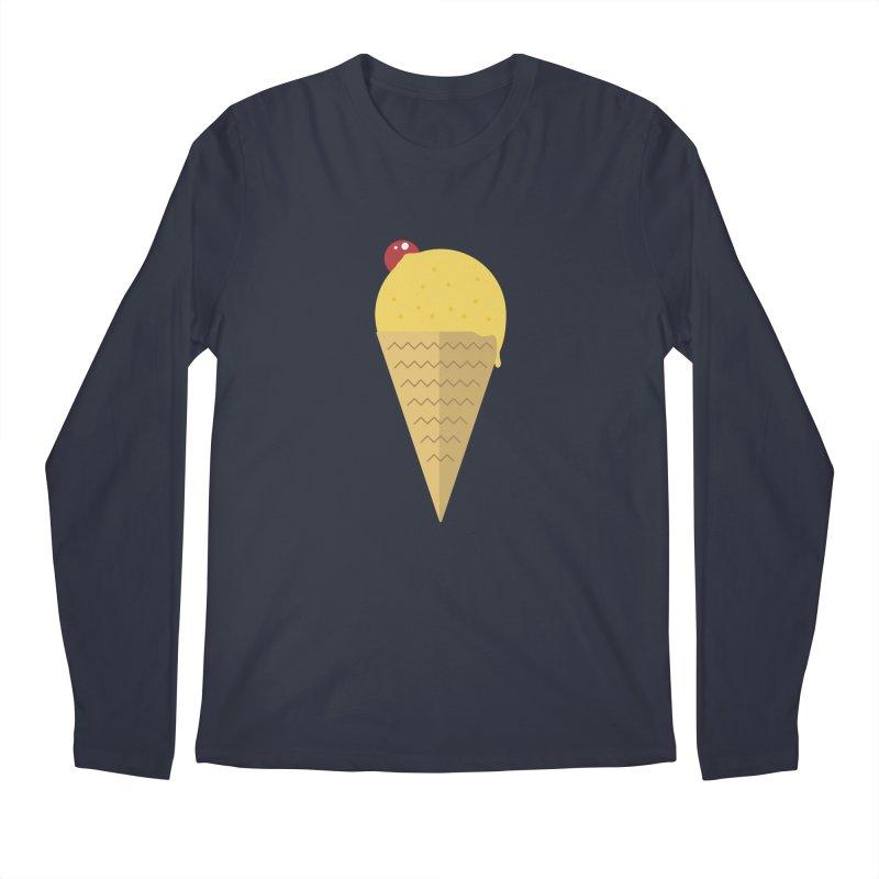 Sweet ice cream 9 Men's Longsleeve T-Shirt by virbia's Artist Shop