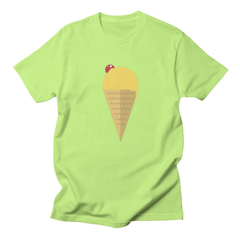 Sweet ice cream 9 Men's T-Shirt by virbia's Artist Shop