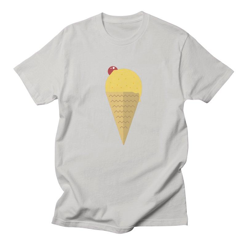 Sweet ice cream 9 Men's T-Shirt by virbia's Artist Shop
