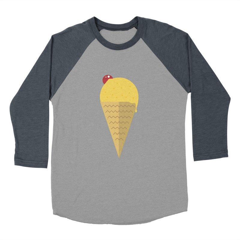 Sweet ice cream 9 Women's Baseball Triblend Longsleeve T-Shirt by virbia's Artist Shop
