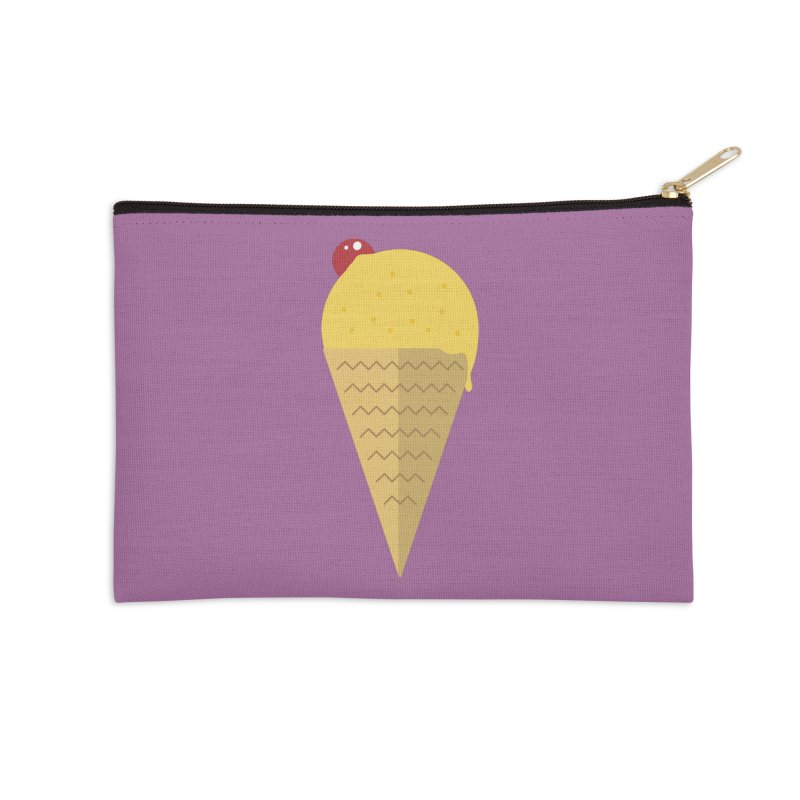Sweet ice cream 9 Accessories Zip Pouch by virbia's Artist Shop