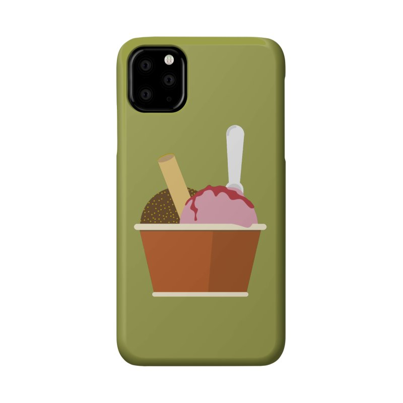 Sweet ice cream 10 Accessories Phone Case by virbia's Artist Shop