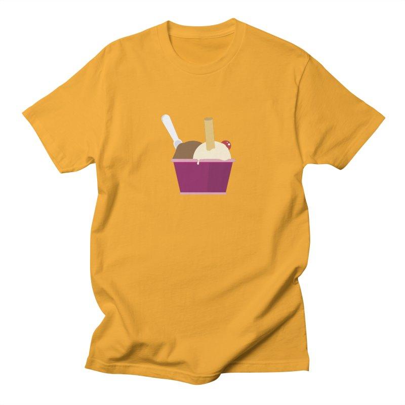 Sweet ice cream 12 Men's T-Shirt by virbia's Artist Shop