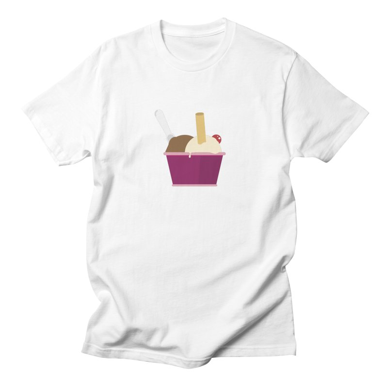 Sweet ice cream 12 Men's T-Shirt by virbia's Artist Shop