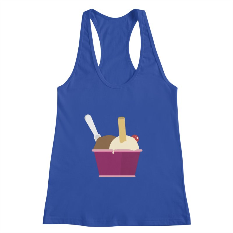 Sweet ice cream 12 Women's Tank by virbia's Artist Shop