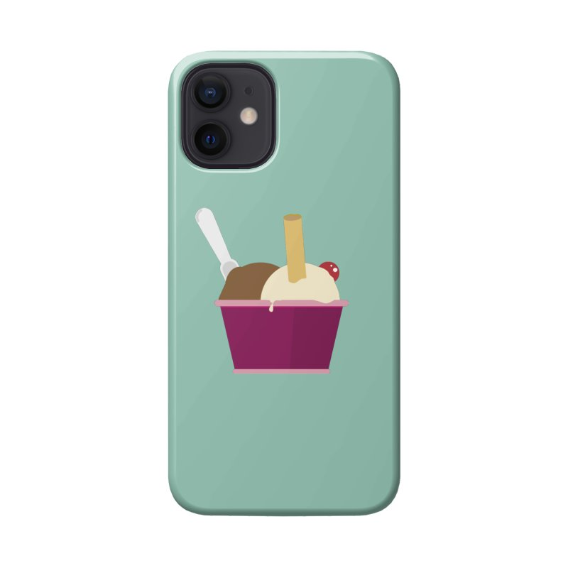 Sweet ice cream 12 Accessories Phone Case by virbia's Artist Shop