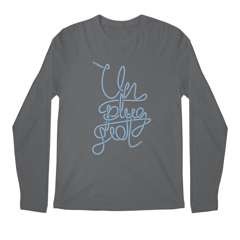 Unplugged music Men's Longsleeve T-Shirt by virbia's Artist Shop