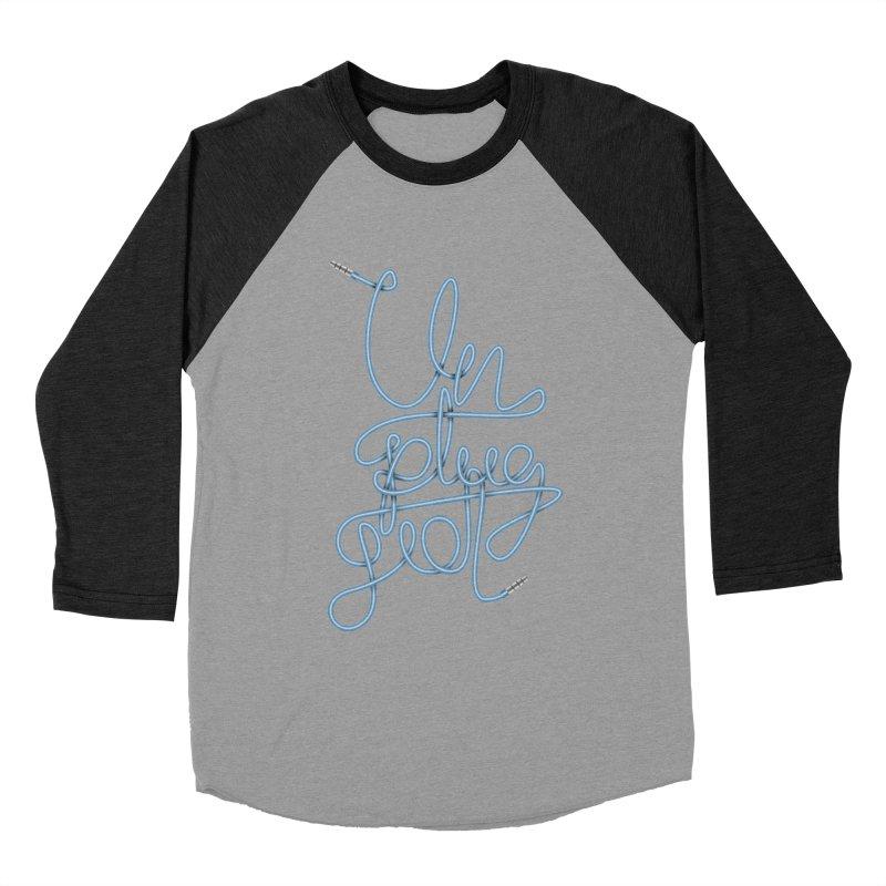 Unplugged music Women's Longsleeve T-Shirt by virbia's Artist Shop