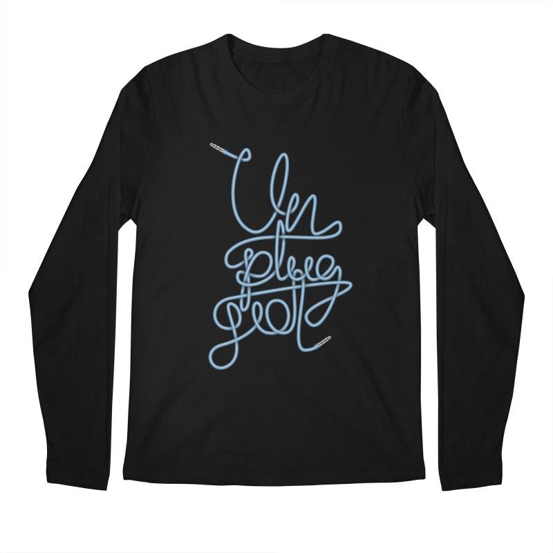 Unplugged music Men's Regular Longsleeve T-Shirt by virbia's Artist Shop