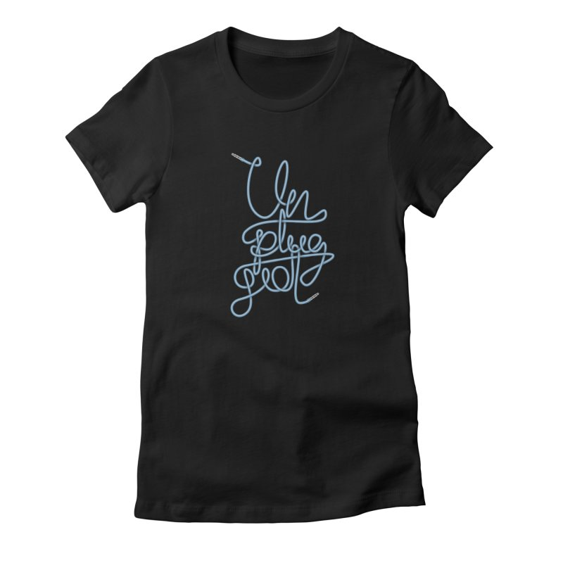 Unplugged music Women's T-Shirt by virbia's Artist Shop