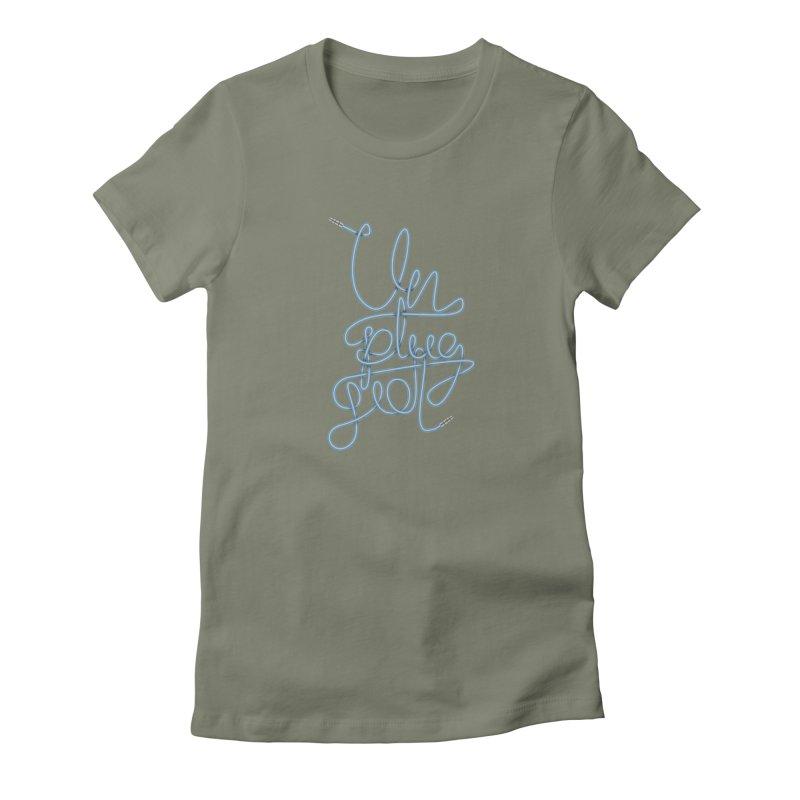 Unplugged music Women's T-Shirt by virbia's Artist Shop