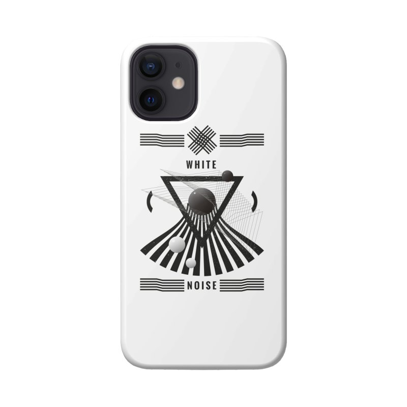 White noise music Accessories Phone Case by virbia's Artist Shop