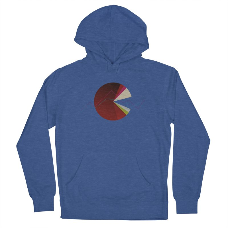 Statistic circle Women's Pullover Hoody by virbia's Artist Shop