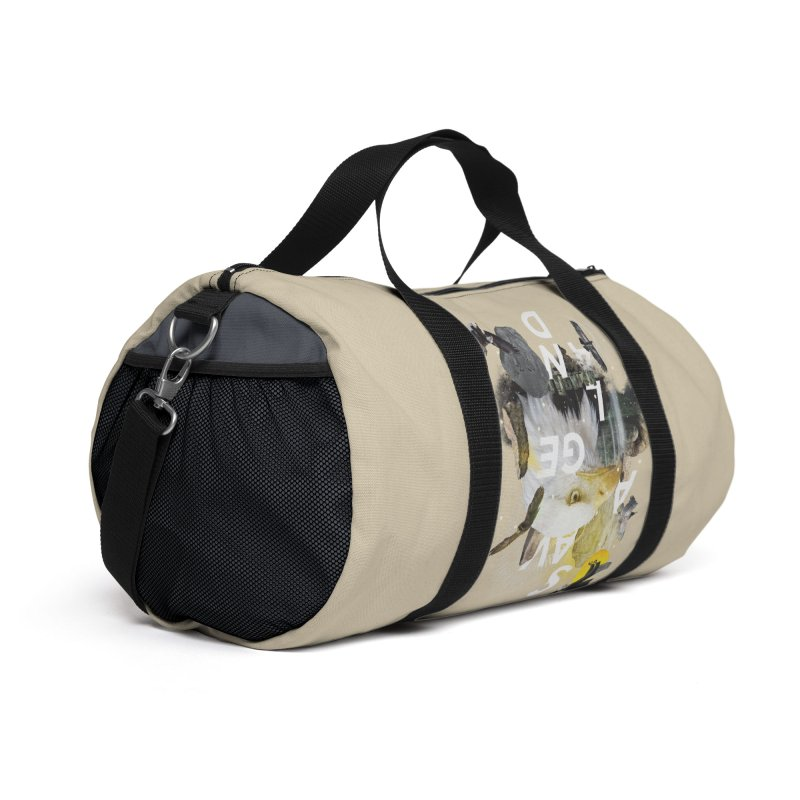 Savage Land Accessories Bag by virbia's Artist Shop