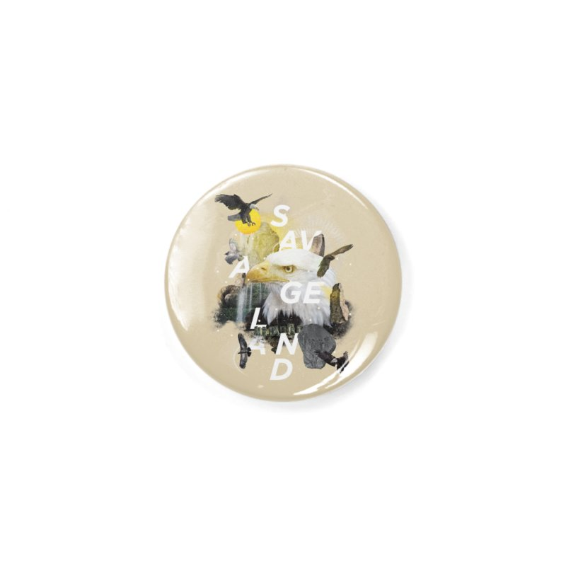 Savage Land Accessories Button by virbia's Artist Shop