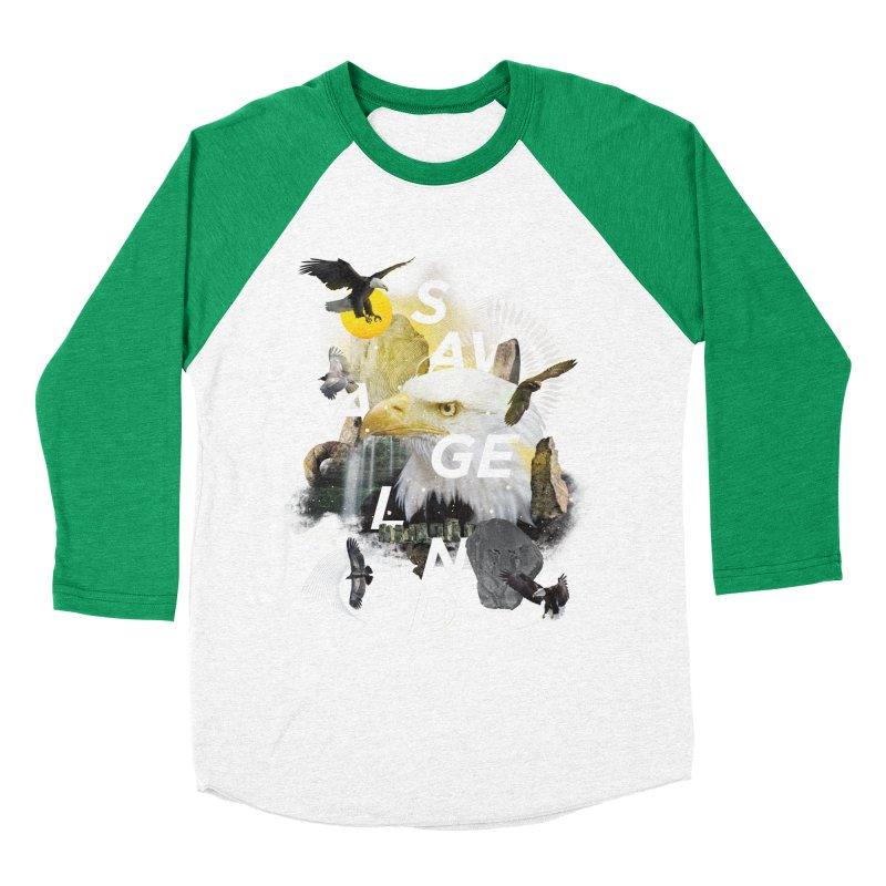 Savage Land Women's Longsleeve T-Shirt by virbia's Artist Shop