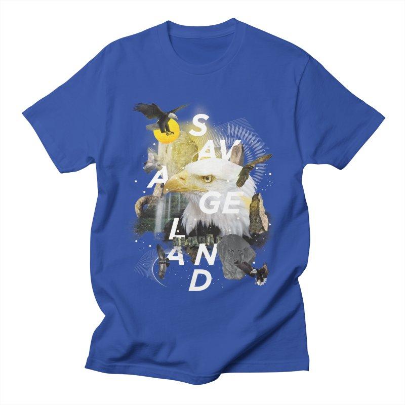 Savage Land Women's Regular Unisex T-Shirt by virbia's Artist Shop