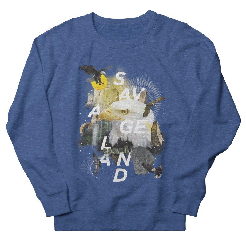 Savage Land Men's Sweatshirt by virbia's Artist Shop