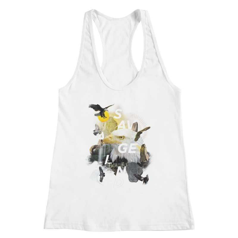 Savage Land Women's Tank by virbia's Artist Shop