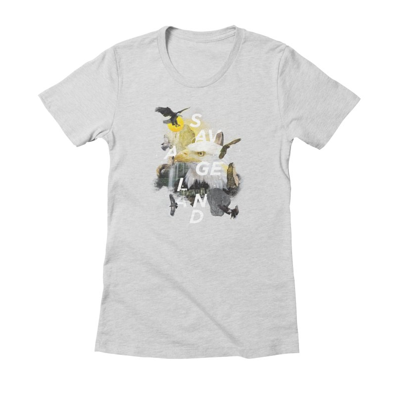 Savage Land Women's T-Shirt by virbia's Artist Shop