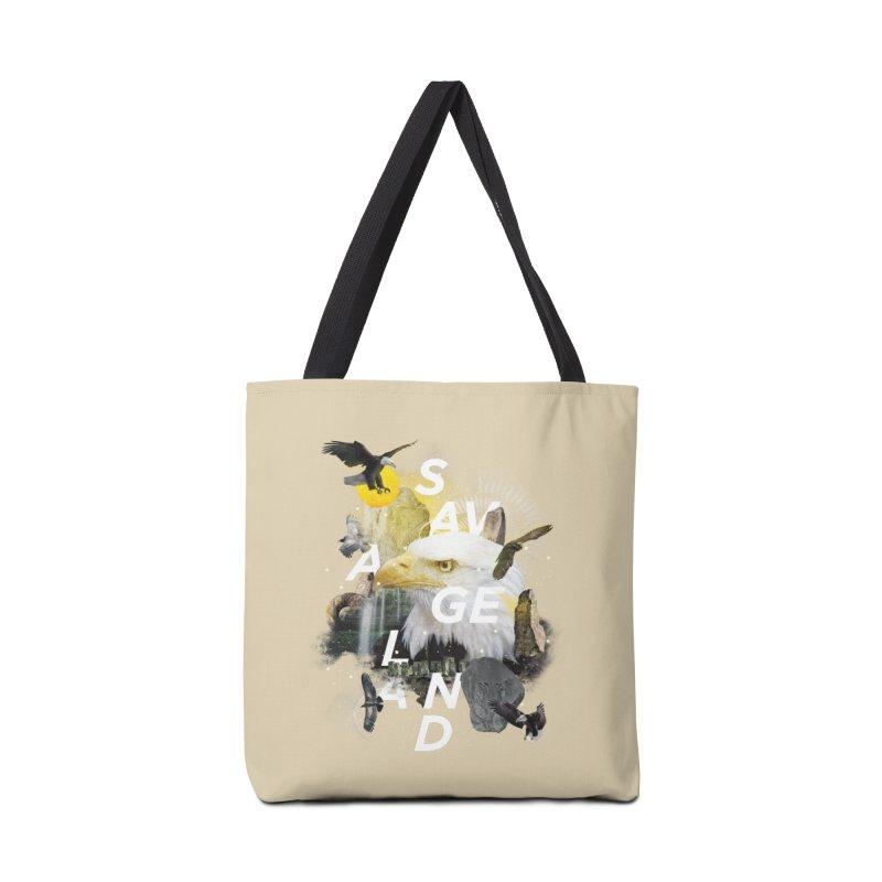 Savage Land Accessories Bag by virbia's Artist Shop