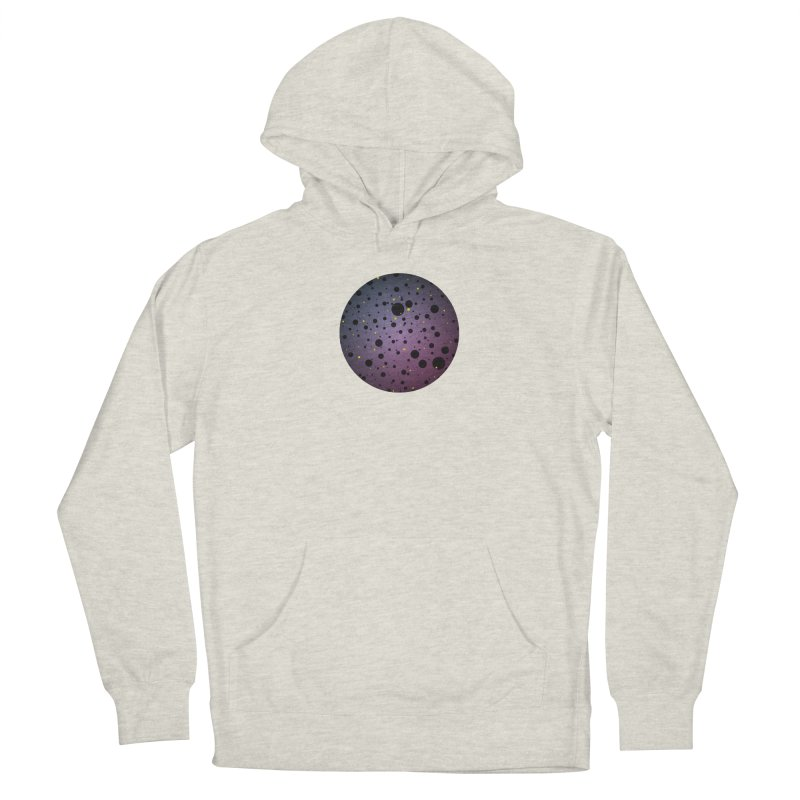 Atomic Circle Men's Pullover Hoody by virbia's Artist Shop