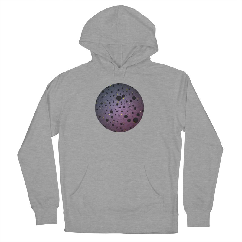 Atomic Circle Women's Pullover Hoody by virbia's Artist Shop
